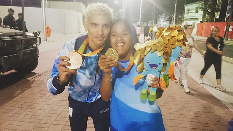 Resumen Juegos Paralímpicos Río 2016 - 9 de septiembre