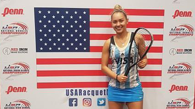 Tres medallas en el US Open