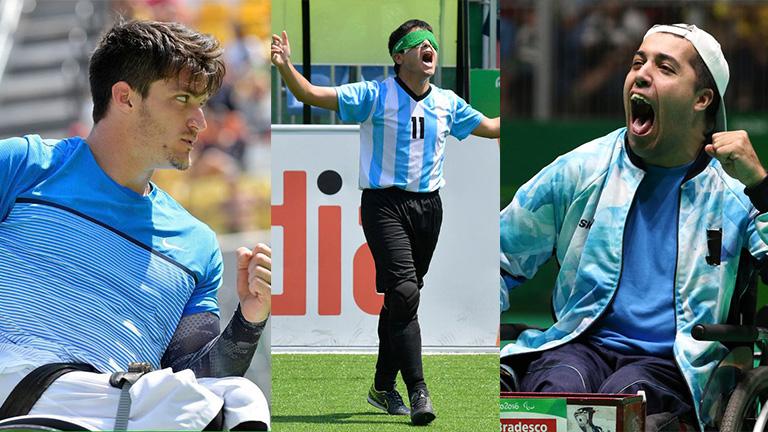 Resumen Juegos Paralímpicos Río 2016 - 11 de septiembre