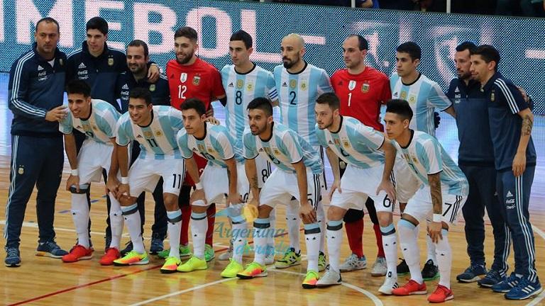 Nadie puede con Argentina