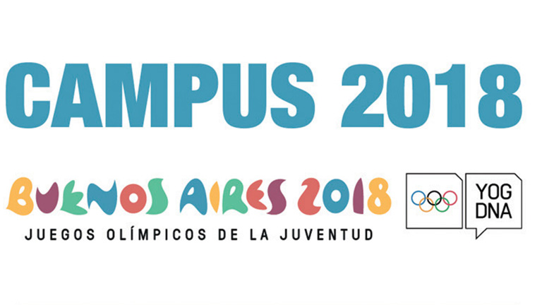 Arranca el Campus para los Juegos Olímpicos de la Juventud 2018