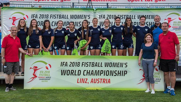 5° puesto para la selección femenina