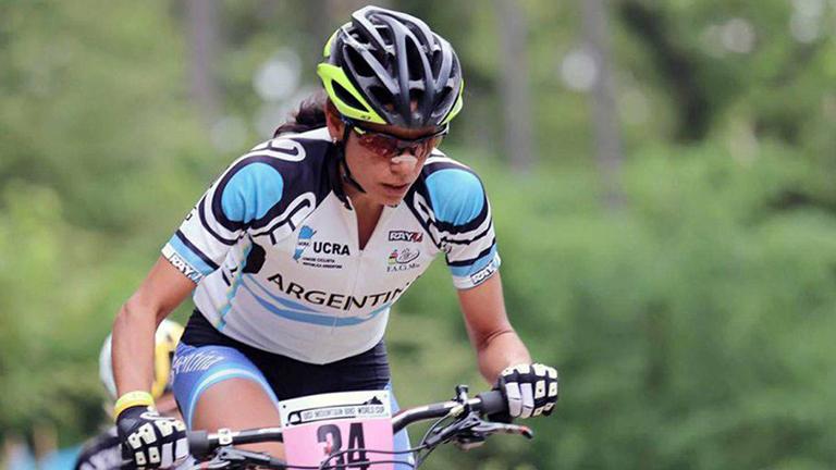 Agustina Apaza campeona en Minas Gerais
