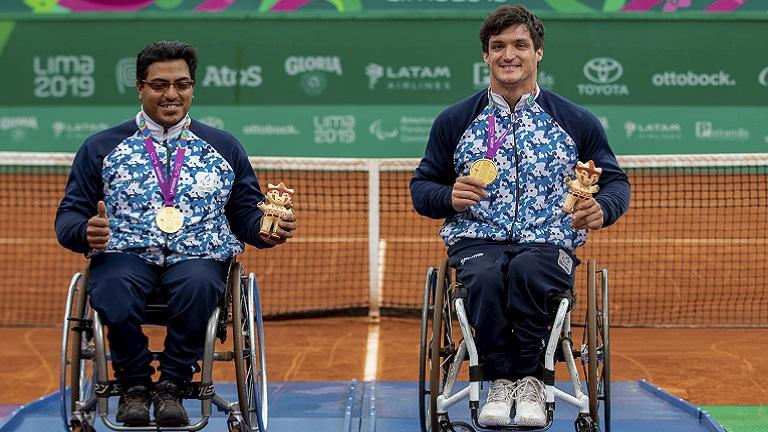 Gustavo Fernandez y Agustín Ledesma son campeones