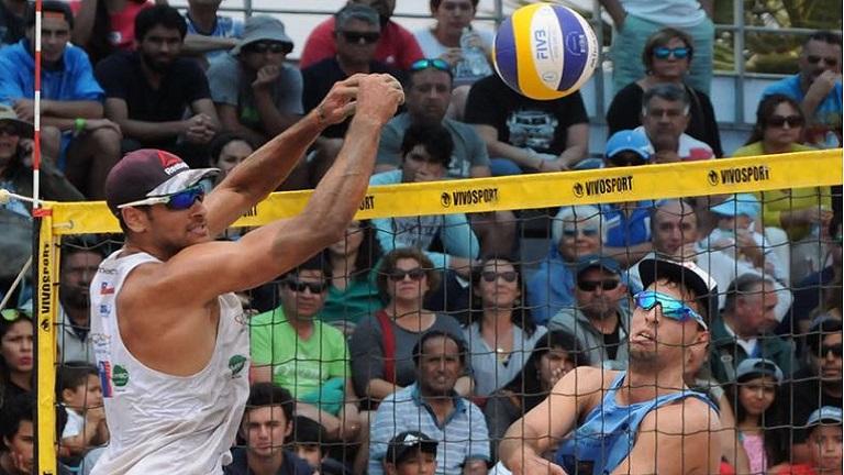 Nicolás Capogrosso y Julián Azaad subcampeones en el Grand Slam de Coquimbo