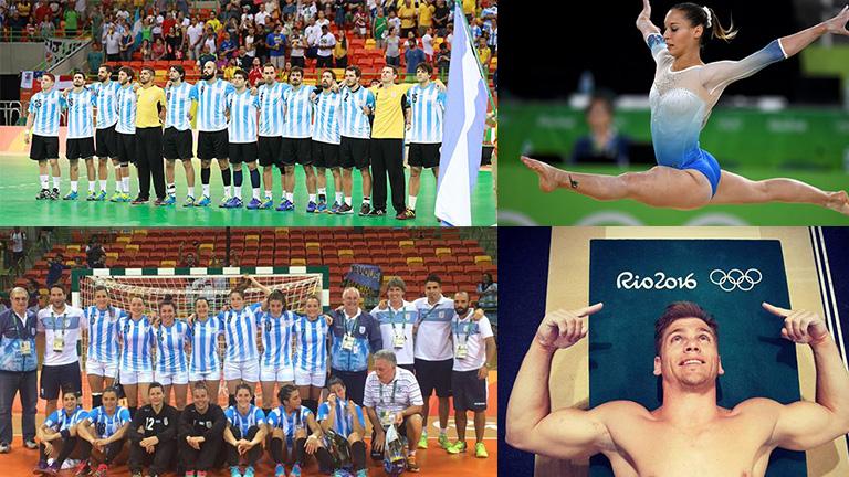 Diego Simonet y Federico Molinari analizan la actuación argentina en sus deportes