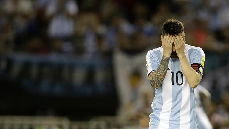 Argentina no pudo con Bolivia