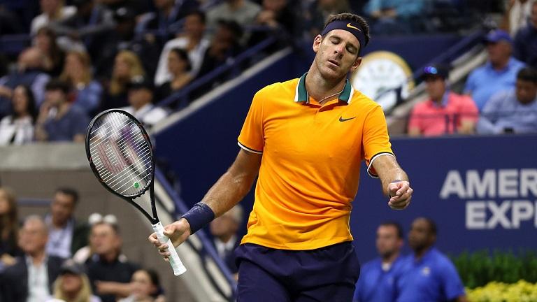 Del Potro fue subcampeón del US Open