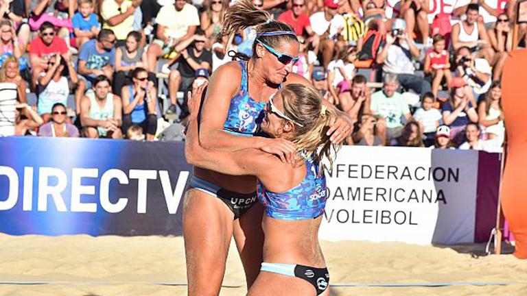 Ana Gallay y Georgina Klug campeonas en el Grand Slam de Rosario