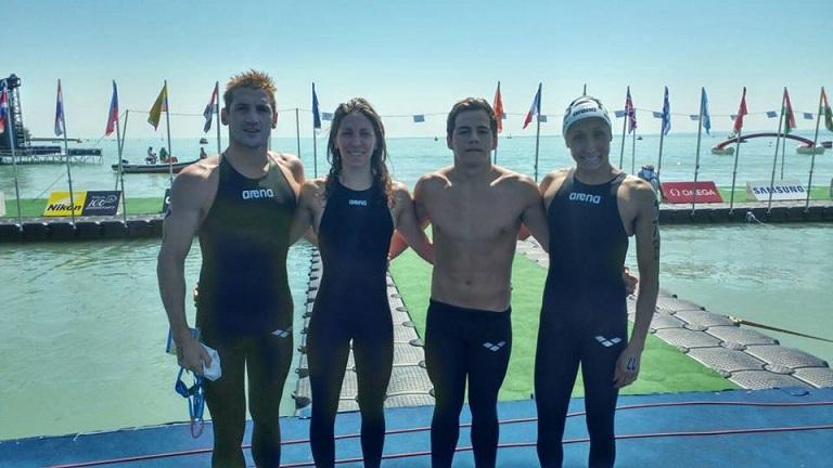 Mundial FINA Budapest: La actuación de los argentinos hasta el momento