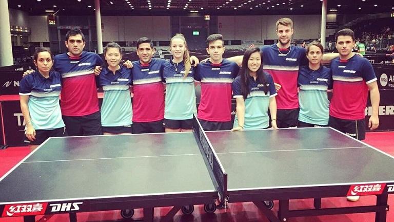 Se realizó el Mundial de Tenis de mesa en Alemania