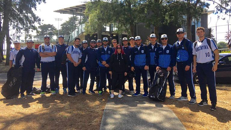Argentina subcampéon de la TAB Challenge Cup