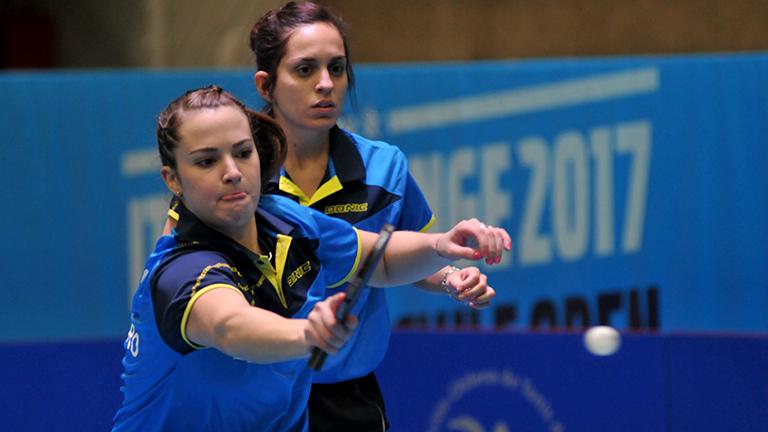 Argentina se quedó con dos medallas en el Open de Chile