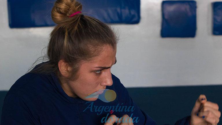"""Victoria Saputo: """"Estoy contando los días para el debut olímpico"""""""