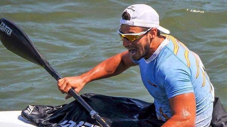 Agustín Vernice campeón mundial Sub 23