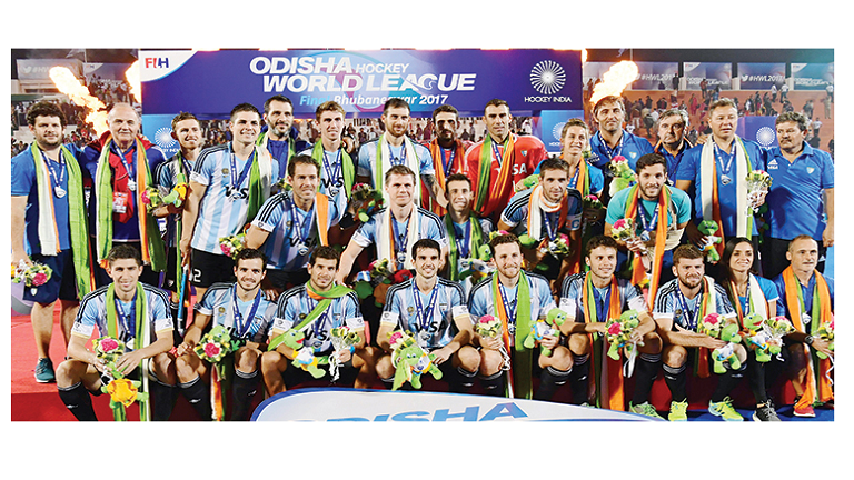 Subcampeones de la World League