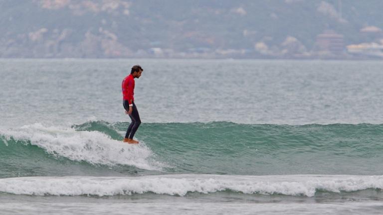 Argentina terminó octava en el campeonato mundial de surf
