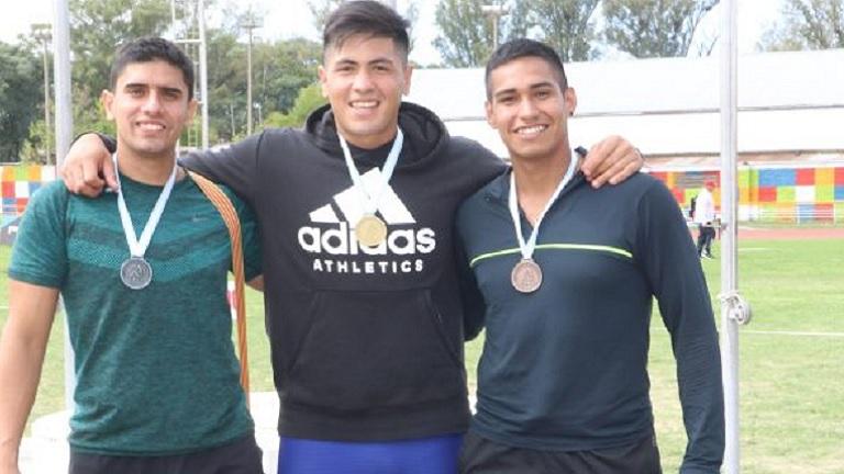 Rumbo a los Juegos Suramericanos