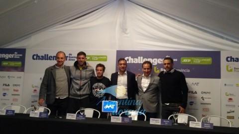 Se presentó el Challenger de Buenos Aires