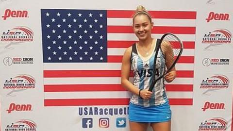 Tres medallas en el US Open