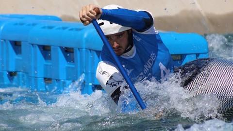 Sebastián Rossi logró la medalla de bronce en Río de Janeiro