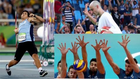 Resumen Río 2016 - Miercoles 17