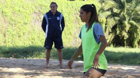 Florencia Ibarra y Salvador Comparone se preparan para los World Games