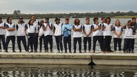 Argentina logró el bronce por equipos en el Mundial de Wakeboard