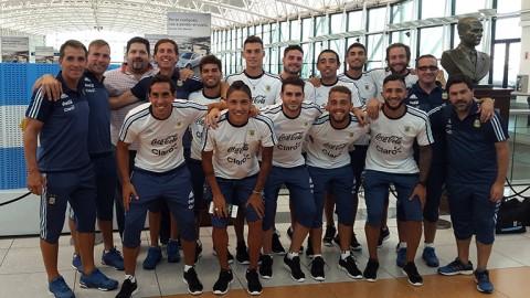 Argentina no pudo conseguir el pase al Mundial