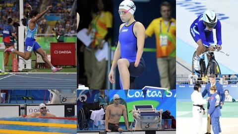 Resumen Juegos Paralímpicos Río 2016 - 8 de septiembre