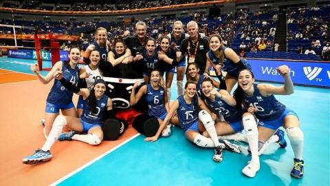 Argentina se despidió con una alegría
