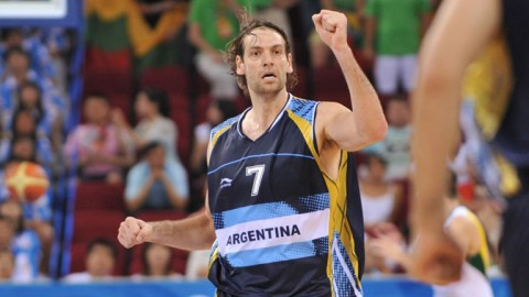 Fabricio Oberto fue incluido en el salón de la fama de la FIBA