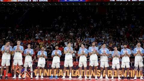Orgullo argentino, victoria española