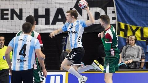 Memorable empate de los Gladiadores ante Hungría