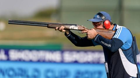 Borello fue finalista por primera vez y los hermanos Gil ganaron la medalla de plata en Nueva Delhi