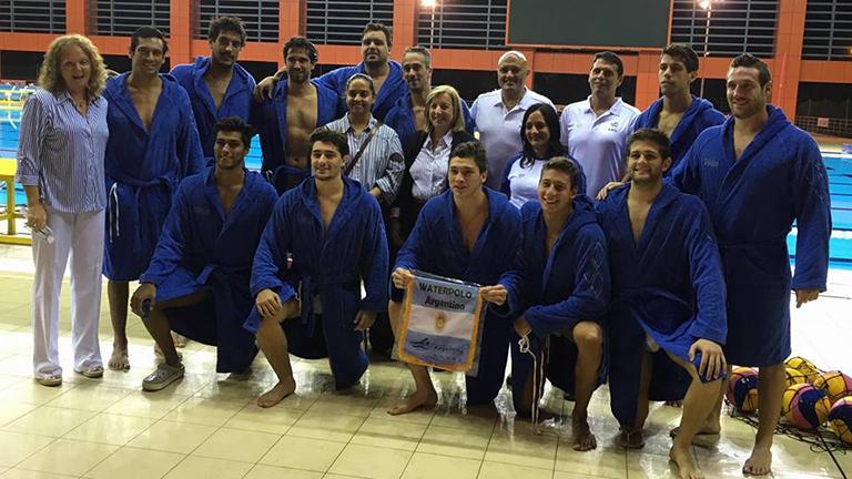 Los Yacarés se quedaron con el bronce en la UANA Cup