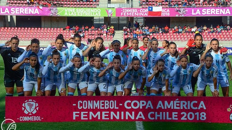 Copa América Femenina: Argentina terminó tercera y jugará un repechaje