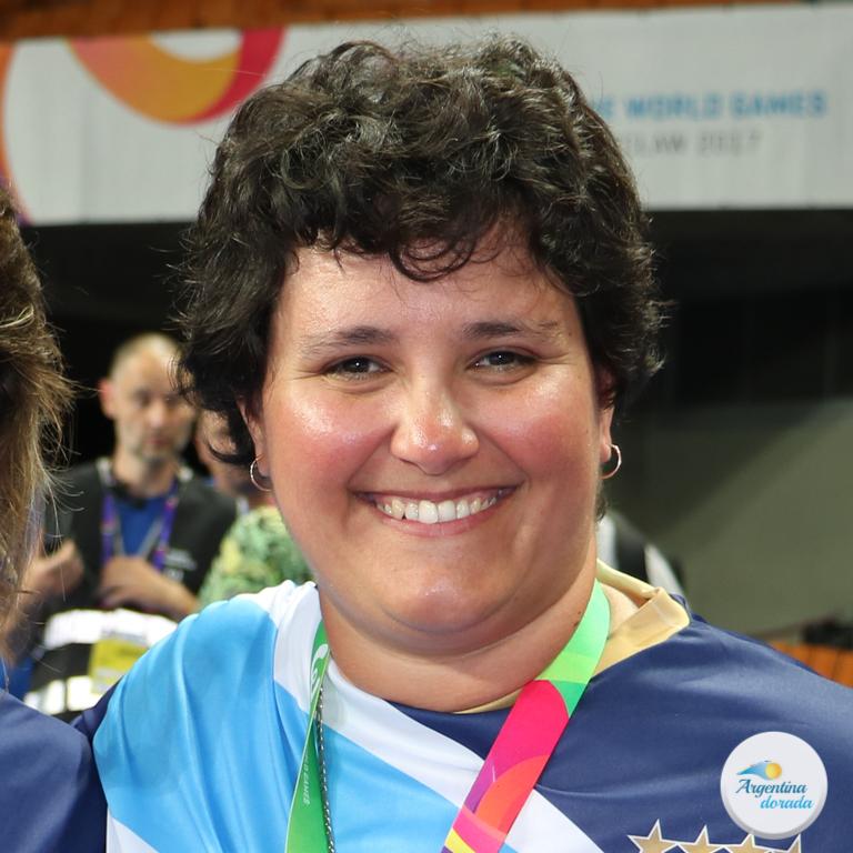 Maíz, María Victoria