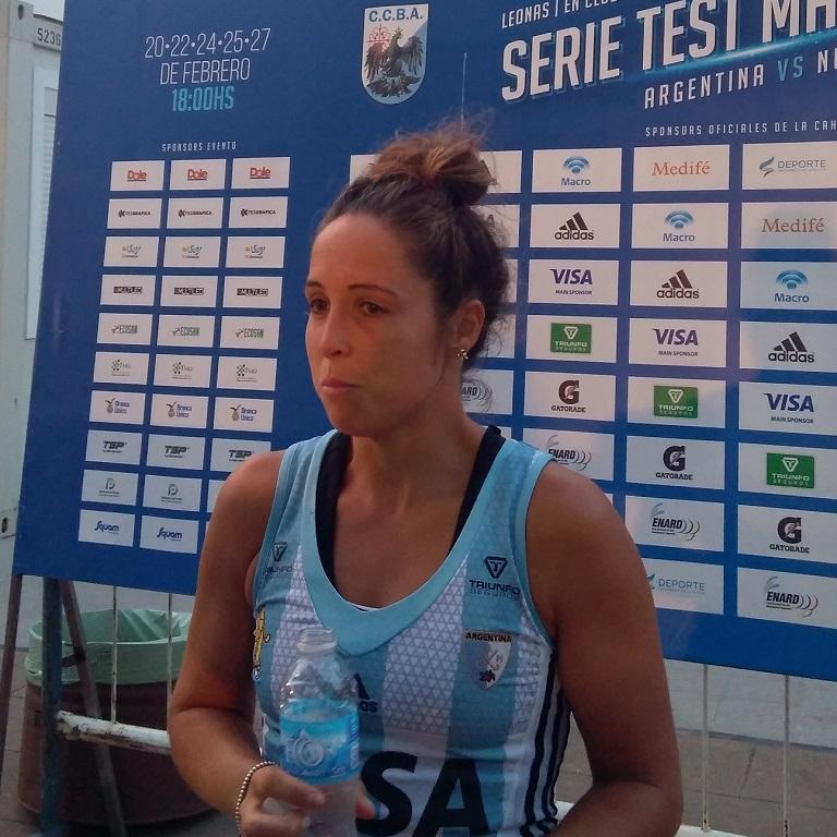 Sánchez Moccia, Rocío María